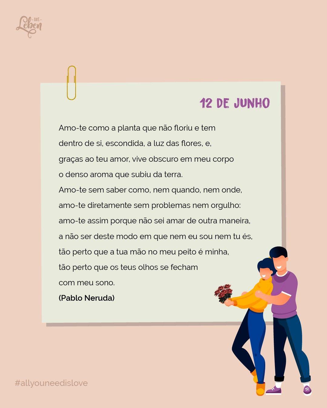 Ahh O Amor Marque A Pessoa Para Quem Voce Gostaria De Enviar Esse Poema Diadosnamorados Instalove Amor Ca Memes Ecard Meme Movie Posters