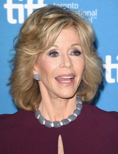 20 Excellent Jane Fonda Hairstyles Coiffures Coiffure