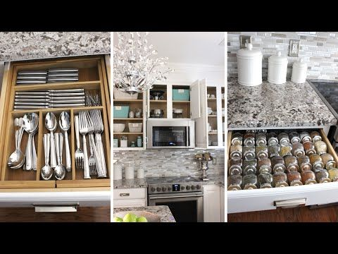 Organized Kitchen Tour How To Organize Your Kitchen Kitchen
