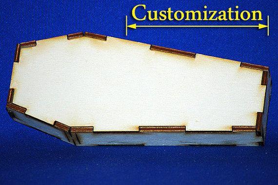 Schatz Brust Box Halter Halter Sarg CNC Cut Datei Laser DXF by projectCNC | Etsy(original template created with http://boxdesigner.frag-den-spatz.de)