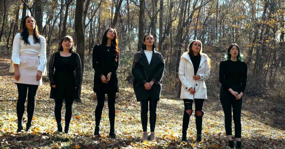 Cimorelli Sing Melodious A Cappella Cover Of 'Mary Did You Know'   Cimorelli, A cappella ...