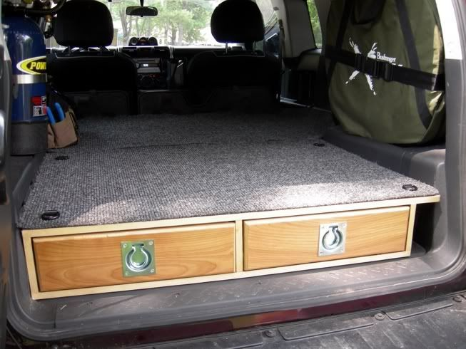 Suv Bed Platform Part - 20: CR-V Camping Platform - HondaSUV Forums - Discussion Forum And Bulletin  Board For Honda CR-V, CRV, Element, Pilot, HR-V Owners