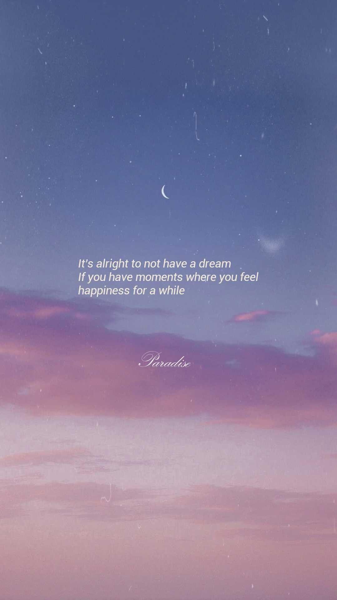 Beautiful Sentence Wallpaper Quotes Bts Lyrics Quotes