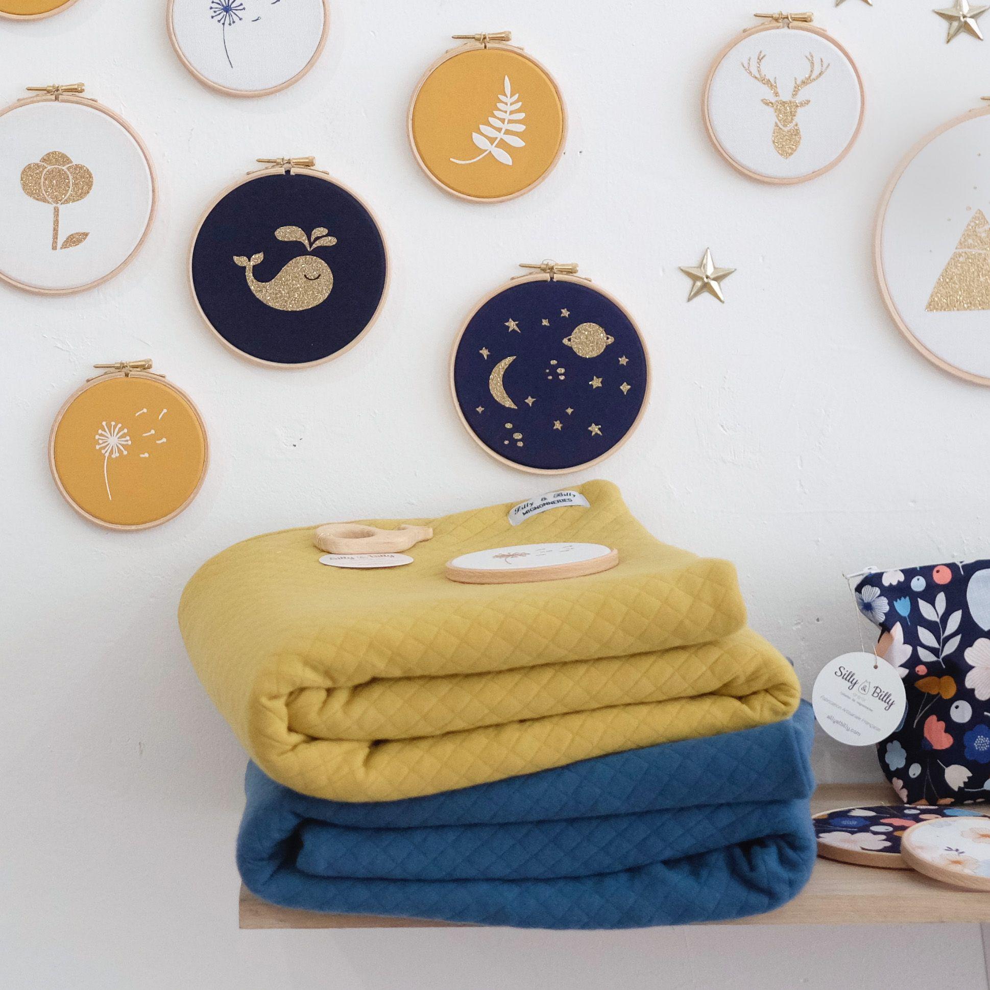 Photo of Wall Drum Frames Silly & Billy – Children's bedroom decoration – Children's …