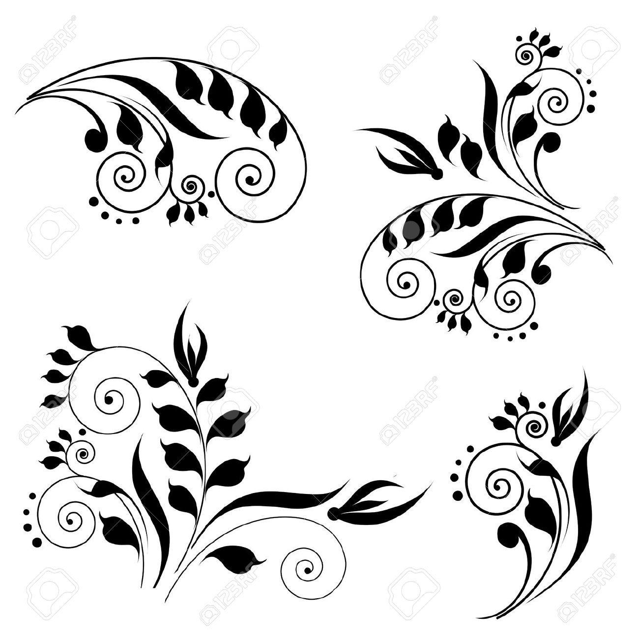 Flower design stock vector illustration and royalty free flower flower design stock vector illustration and royalty free flower junglespirit Images