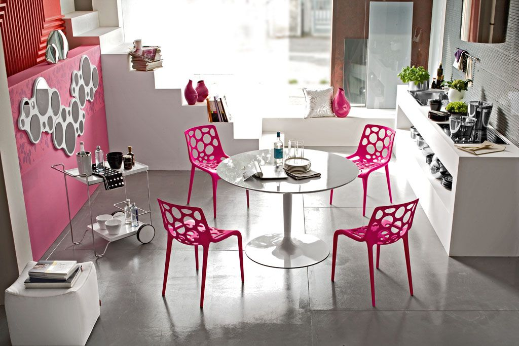 Beautiful Calligaris Hero Chair