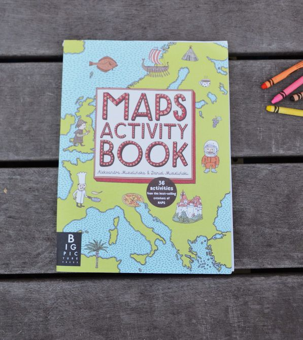 Maps activity book maps activity book is filled with loads of great activities all based on encouraging children gumiabroncs Images