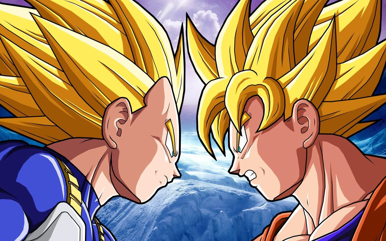 Dbz Face Off Dragon Ball Z Dragon Ball Dragon Ball Wallpapers