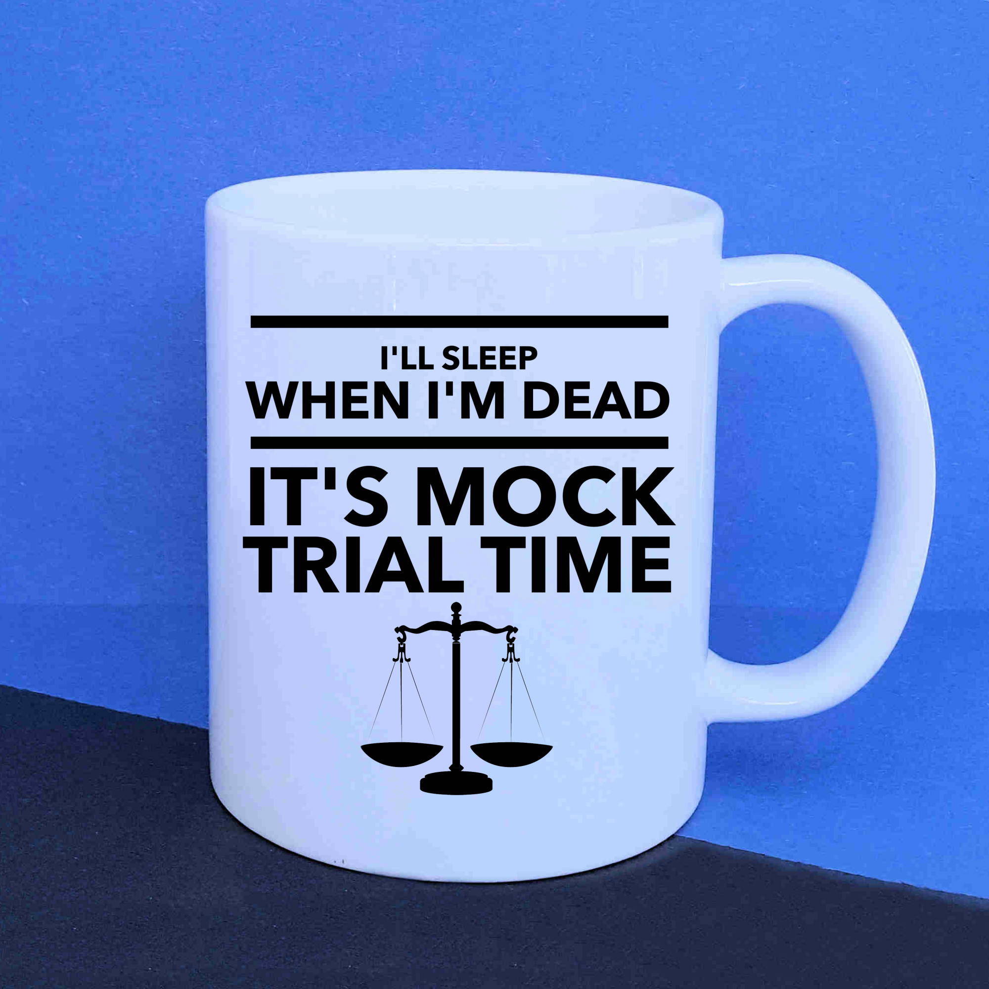 Mock Trial Mug I Can T Keep Calm I M In A Mock Trial