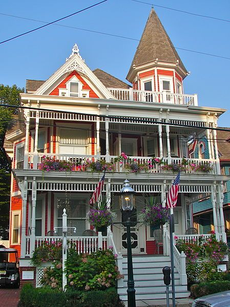 the red cottage 22 jackson st cape may nj formerly the henry rh pinterest com Cape May NJ Beach Sunset Cape May NJ