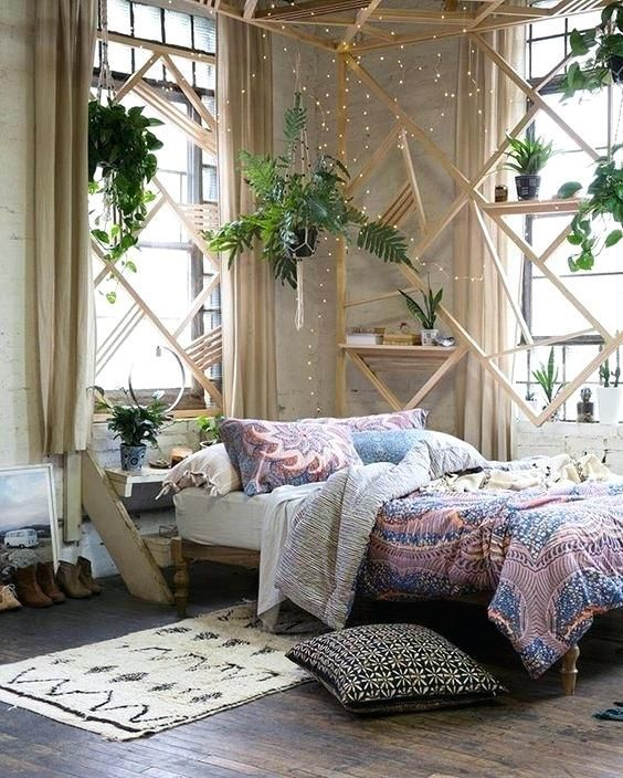Earthy Bedroom Ideas For Living Room 2018 Interiores Homestyle Modernhome Luxaryhome Architecture I Home Decor Bedroom Bohemian Bedroom Design Apartment Decor