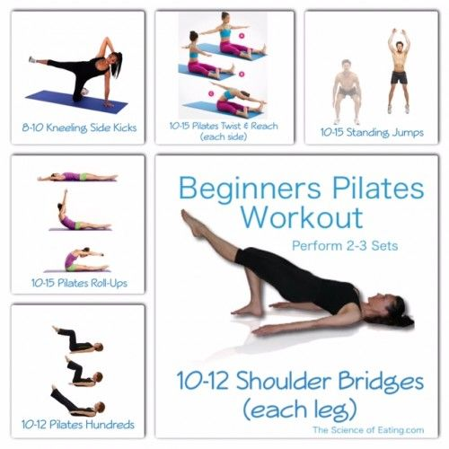 If You Are New To Pilates This Form Of Exercise Can Provide You