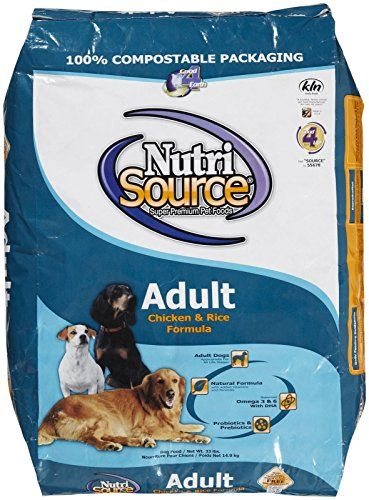 Tuffy S Pet Food Nutrisource Chicken And Rice Adult Want To