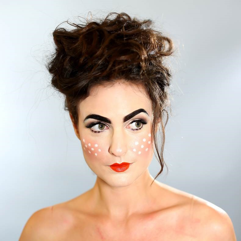 4 Killer #Halloween Makeup Looks