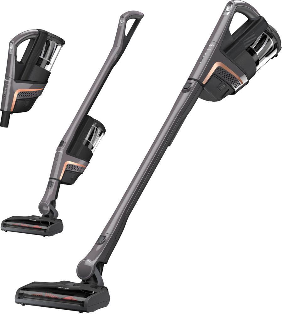 Miele Triflex Hx1 Graphite Grey Graphite Grey 11423880 Best Buy Cordless Vacuum Stick Vacuum Miele