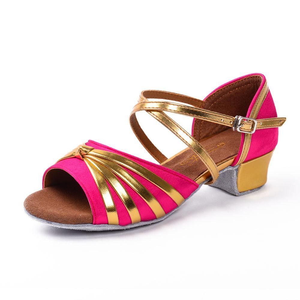 d02edca92 Ballroom Salsa tango latin dance shoes women Brands low heels ...