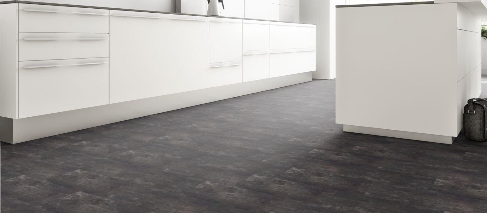 Bodenbelag Küche Vinyl