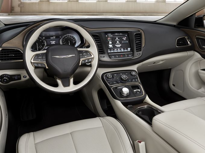 Awards For Great Interiors Go To Cheap Cars Chrysler Town And