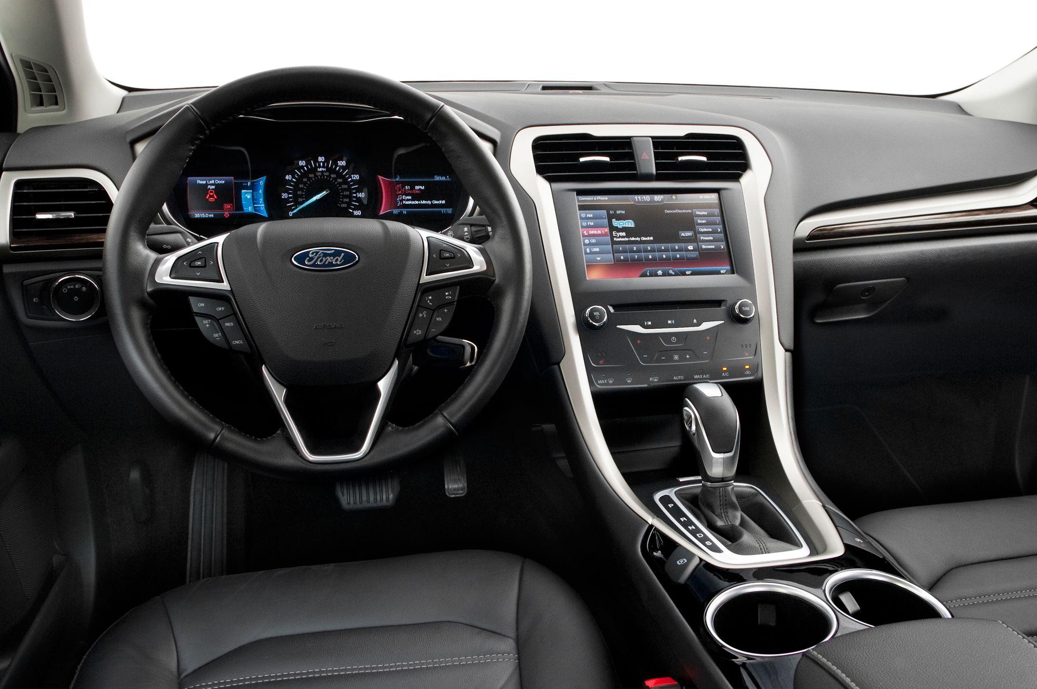 2013 ford fusion interior google search
