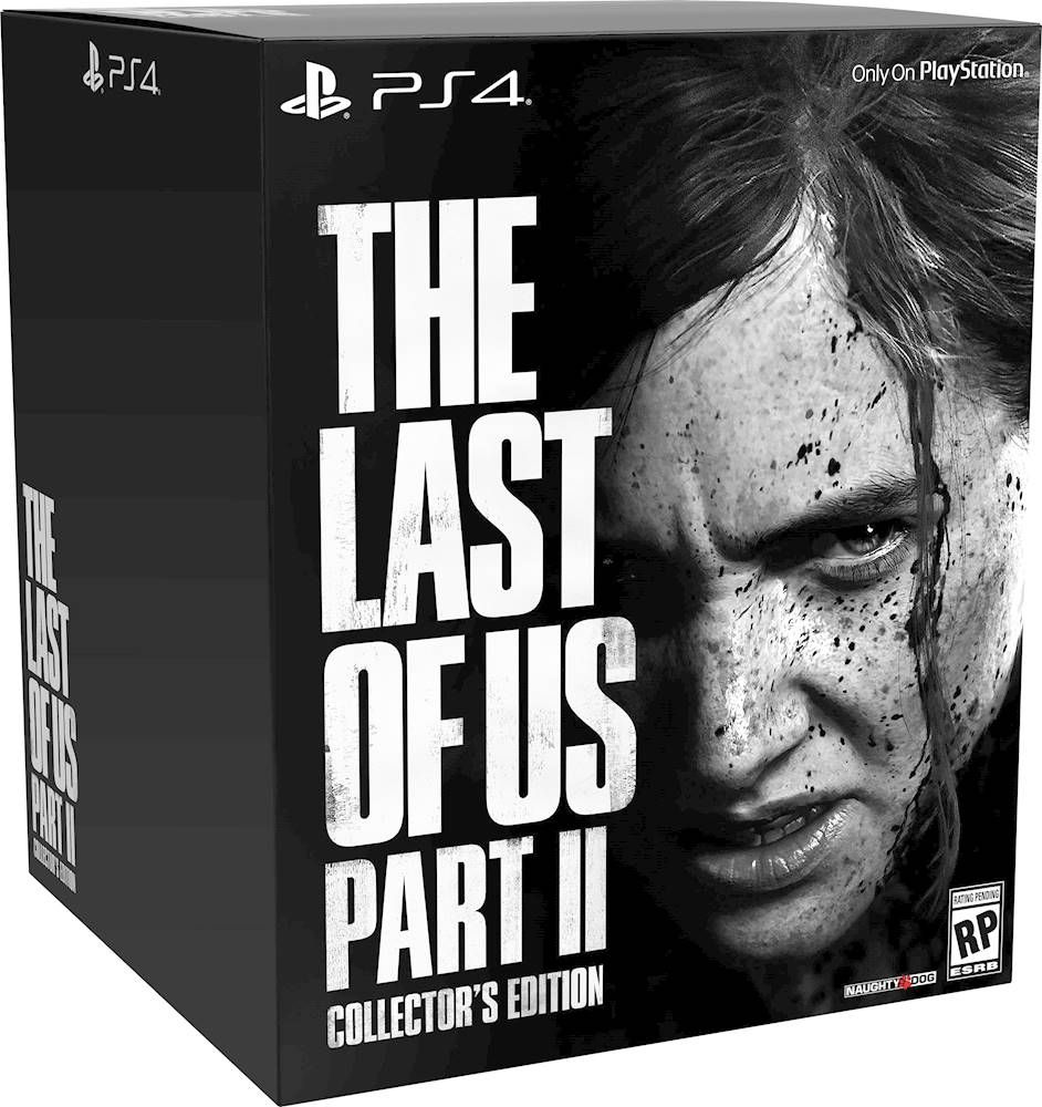 The Last Of Us Part Ii Collector S Edition Playstation 4 3004285 Best Buy The Last Of Us Playstation Cool Things To Buy