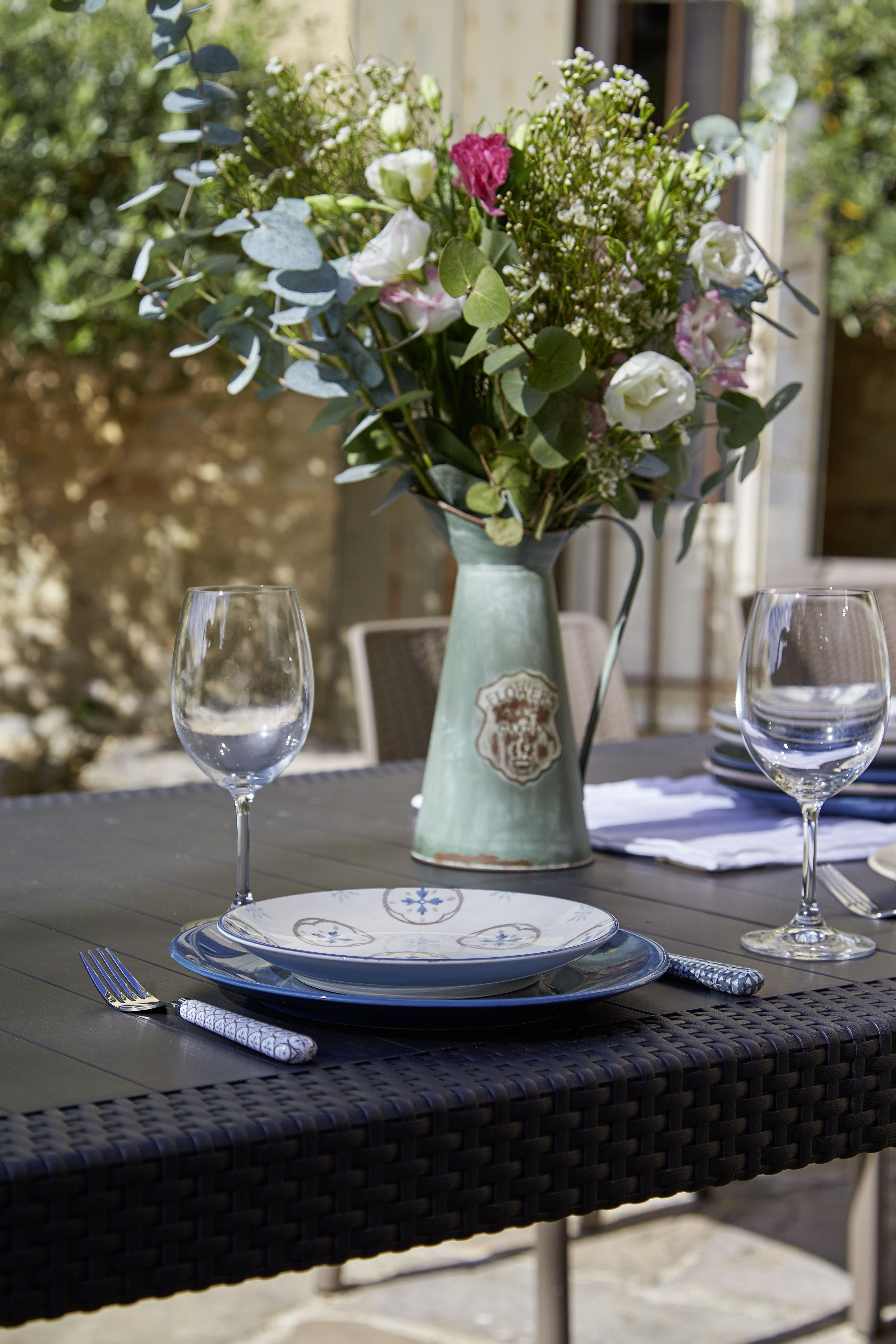 Table De Balcon Carrefour | Meubles De Jardin En Soldes Belgique ...