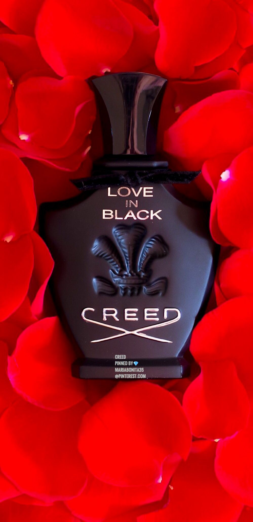 Creed Love in Black Black & Red Black perfume, Creed