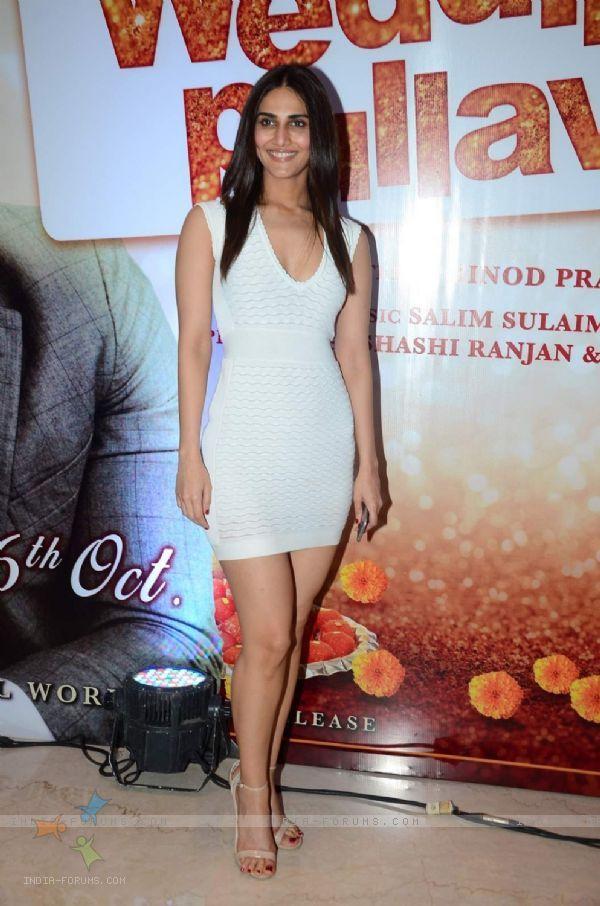 Vaani Kapoor at Trailer Launch of the film Wedding Pulav  9fb7a8b96