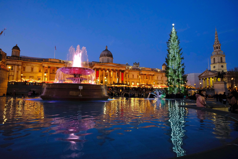 トラファルガー広場で行われたクリスマスマーケット🎄大きなクリスマスツリーが目印です。  #クリスマスマーケット #ロンドン #クリスマス #クリスマスツリー  #海外のクリスマス #ヨーロッパのクリスマス #イギリス #ロンドン旅行 #イルミネーション #ヨーロッパ旅行 #イギリス留学 #ロンドンバス #ロンドン観光 #クリスマスマーケット #london #picadillycircus #ヨーロッパ大好き #トラベルフォトグラファー #christmas #regentstreet #londonbus #illumination #travelphotography #ヨーロッパ生活 #christmasmarkets