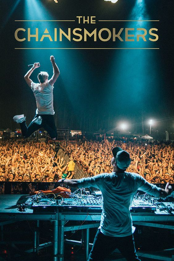 The Chainsmokers Wallpaper. #thechainsmokers #edm #iphone ...