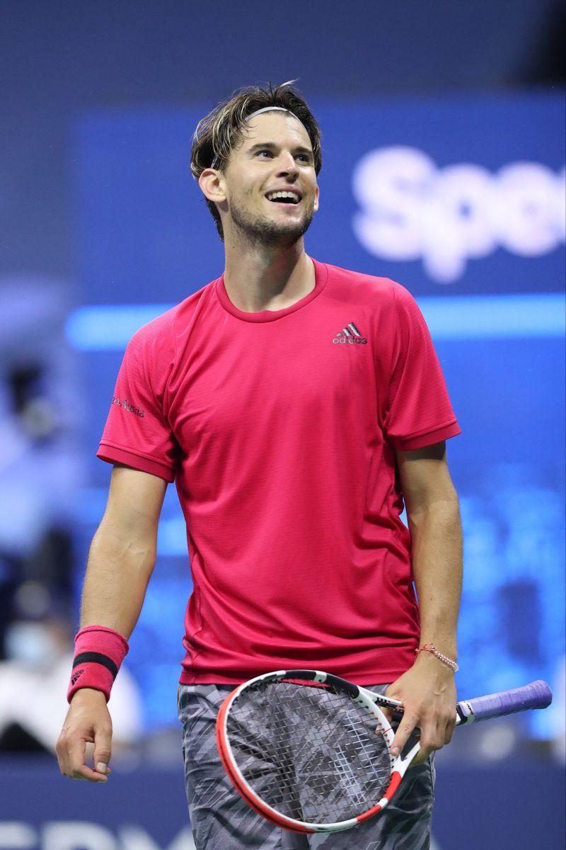 Dominic Thiem First Us Open Final Atptour In 2020 Tennis Players Tennis Life Tennis