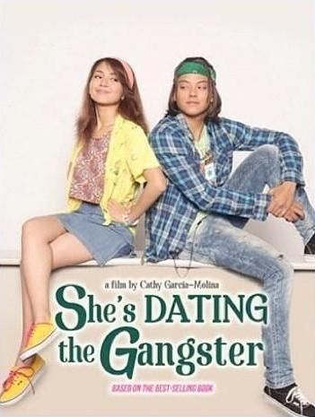She dating a gangster movie showing and times