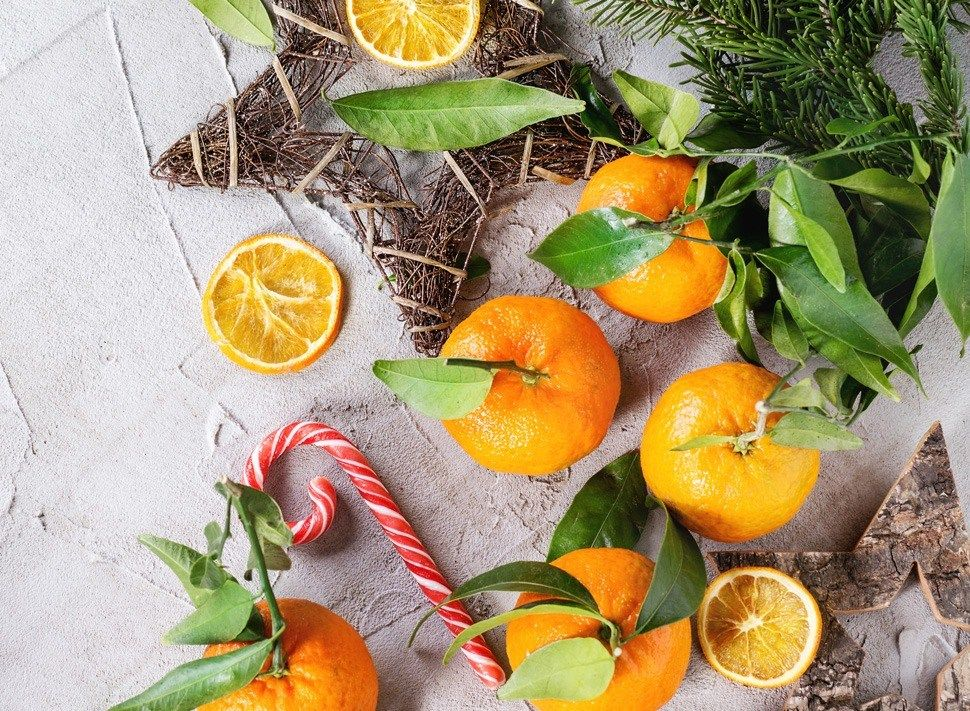 Health benefits of tangerines with images health