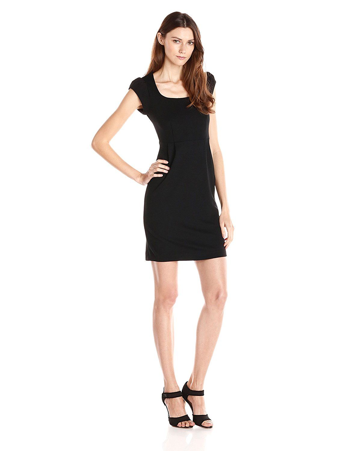 French Connection Women\'s Manhattan Cap-Sleeve Dress *** Awesome ...