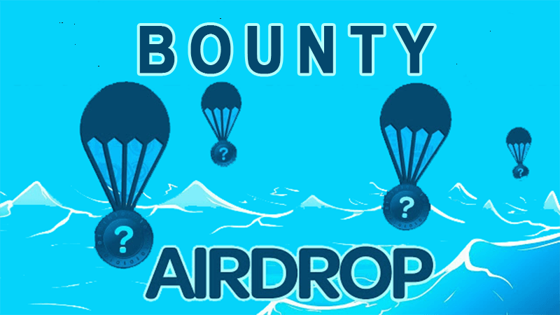 Get Free Crypto Coins For Doing Simple Social Media Tasks Best Airdrop Notifier Daily New Airdrops Bounty Free Cryptocurrency Token Crypto Coin Bounty
