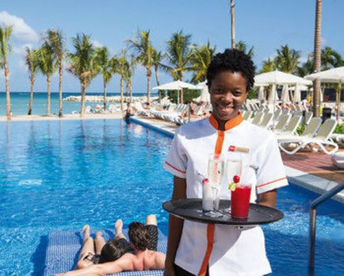 2100 Riu Palace Jamaica Adults Only - Montego Bay - Pool