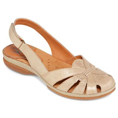 Yuu Daru Leather Comfort Sandals Jcpenney Comfortable Sandals
