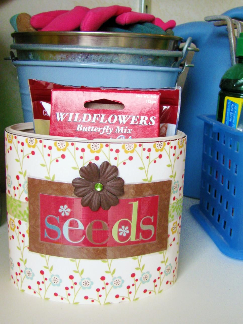 30 great ideas for upcycled storage hgtv seed storage on cheap diy garage organization ideas to inspire you tips for clearing id=19546
