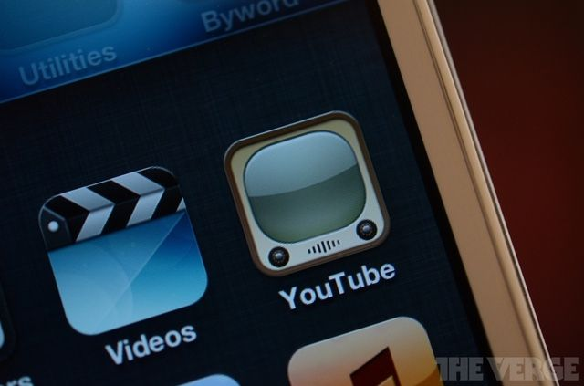 Apple YouTube app will not be included in iOS 6, Google