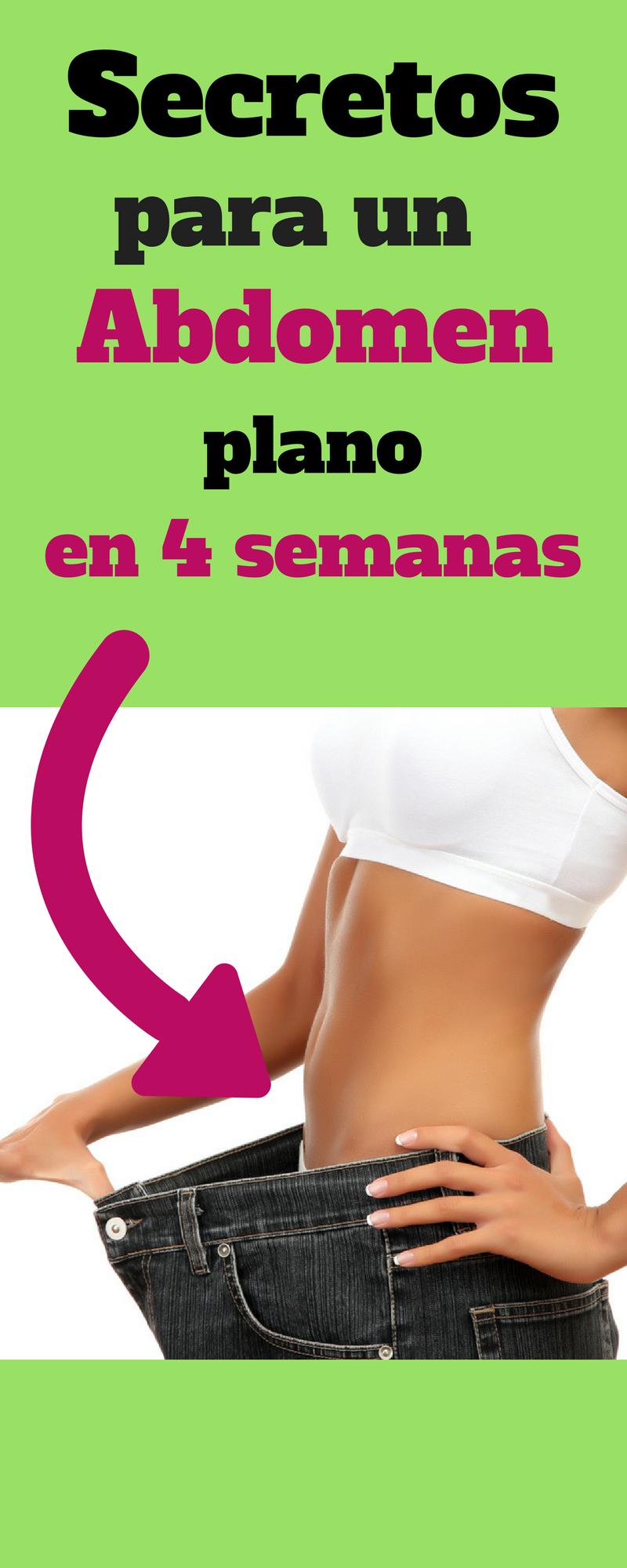 Dieta para adelgazar barriga hombres