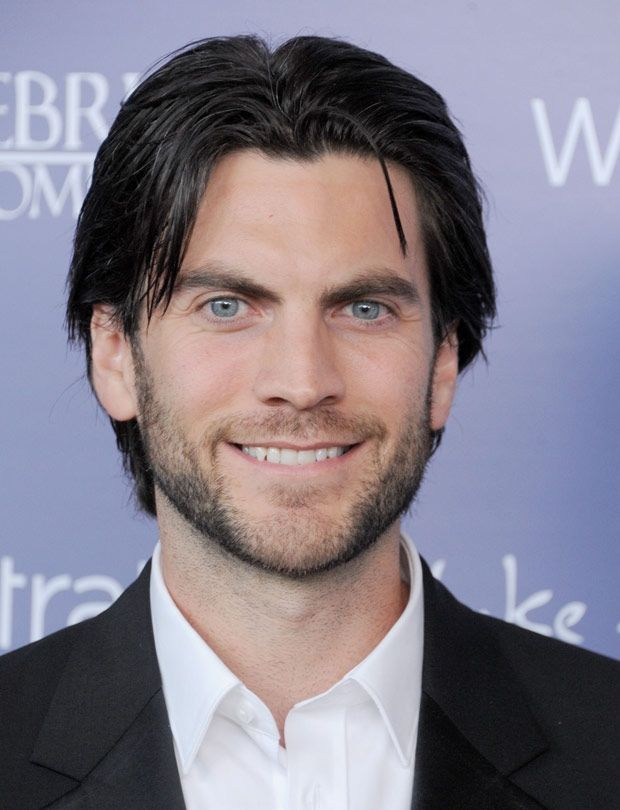 Mercedes Thompson Series Samuel 2 Wes Bentley Black Hair