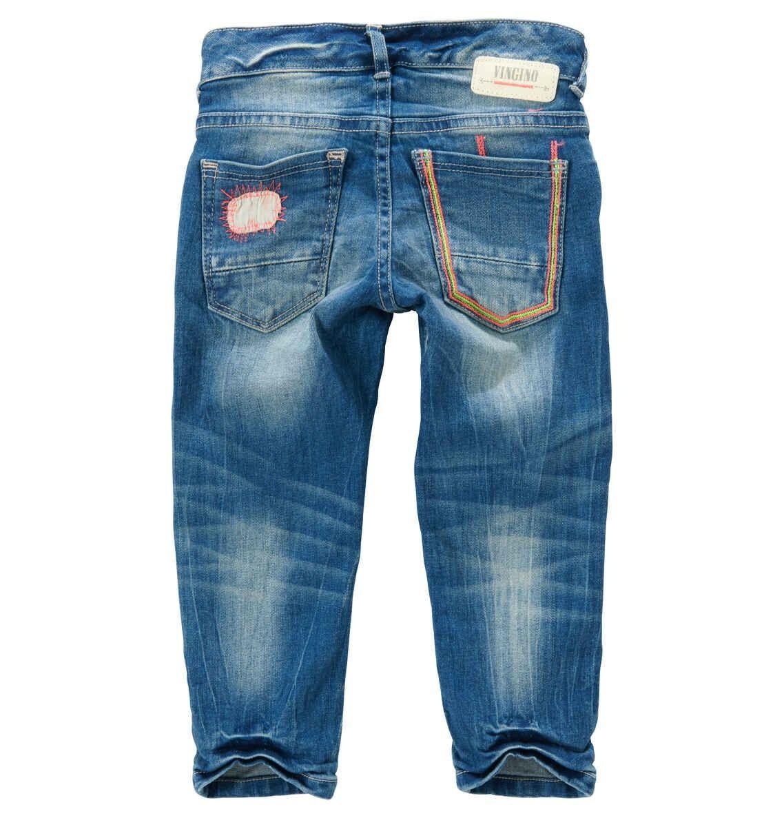 Mädchen Jeans mit Details