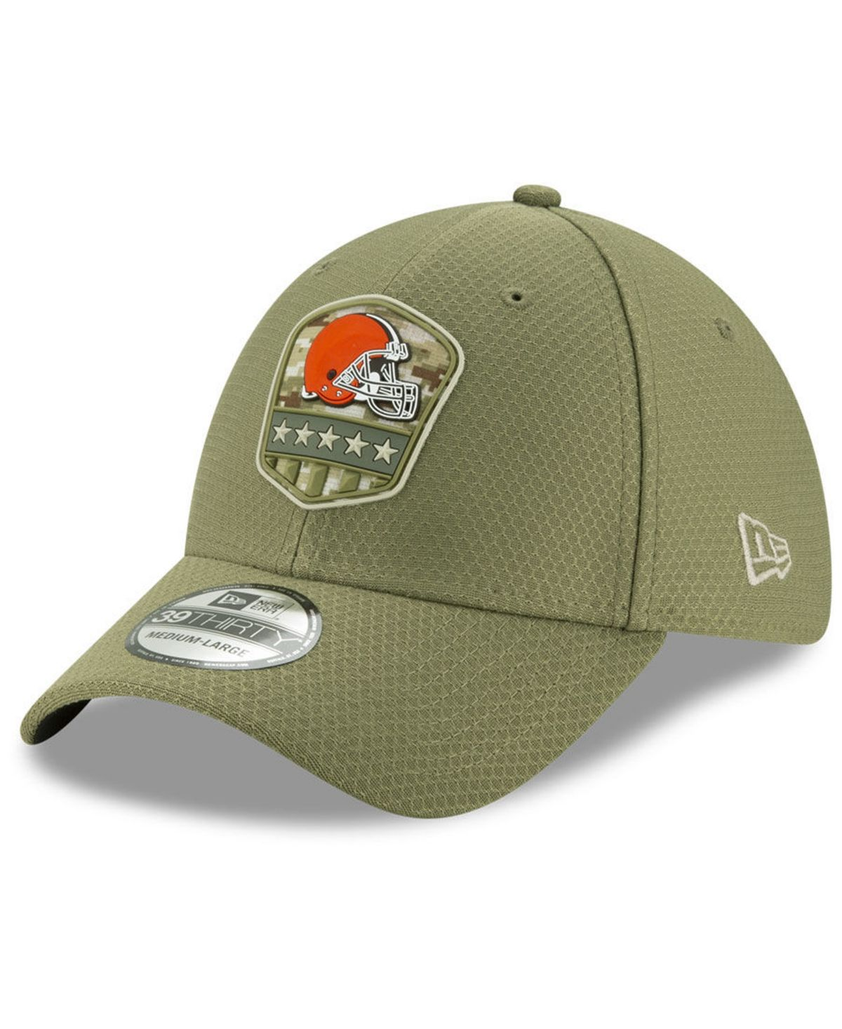 New Era Cleveland Browns On Field Salute To Service 39thirty Cap Reviews Sports Fan Shop By Lids Men Macy S Salute To Service Cleveland Browns Nfl Cleveland Browns
