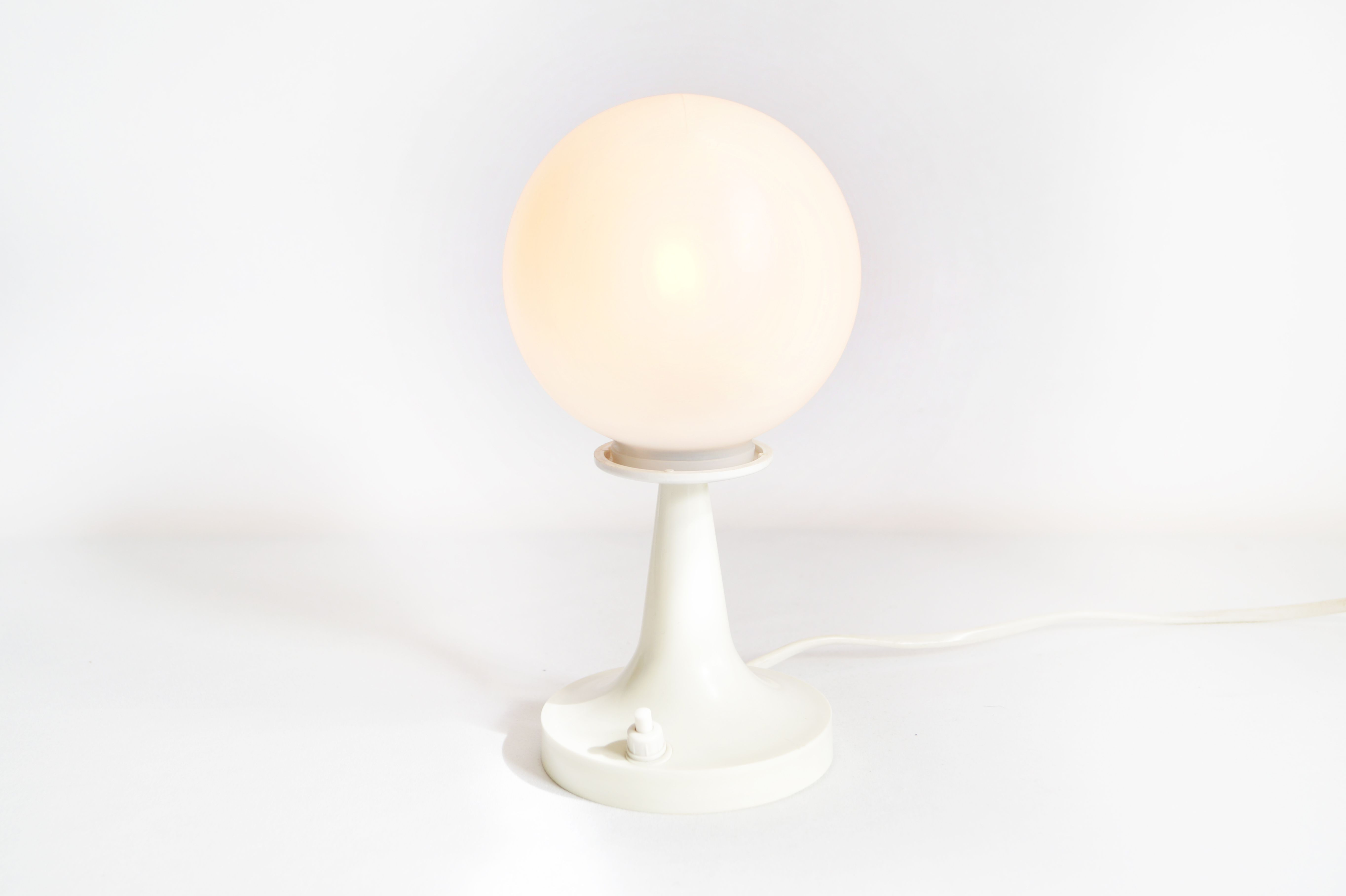 Reserved For Qqq Mid Century Modern Table Lamp Ball Lamp Etsy Mid Century Modern Table Lamps Table Lamp Ball Lamps