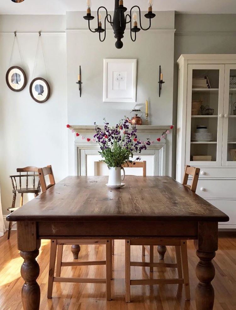 Pin By Kara Park On Dining Area Chic Cottage Dining Rooms Home Furnishings Home Cottage style dining room pictures