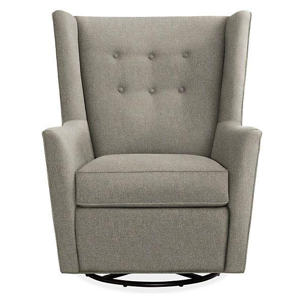 Awe Inspiring Wren Swivel Glider Chair Ottoman Our Nursery Swivel Beatyapartments Chair Design Images Beatyapartmentscom
