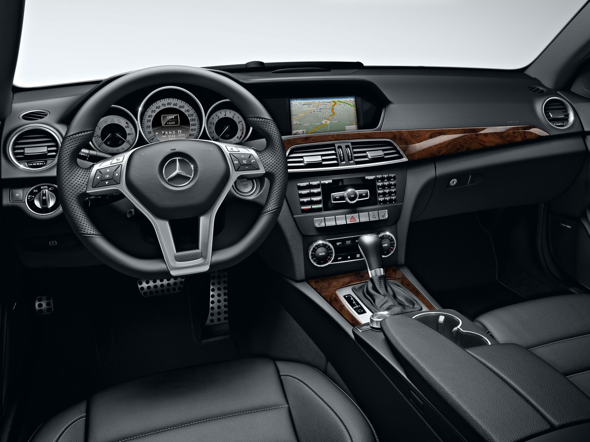 2013 Mercedes Benz C Class With Images Mercedes C63 Amg