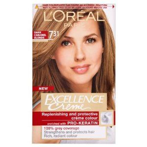 L Oreal Paris Excellence Hair Colourant Dark Caramel