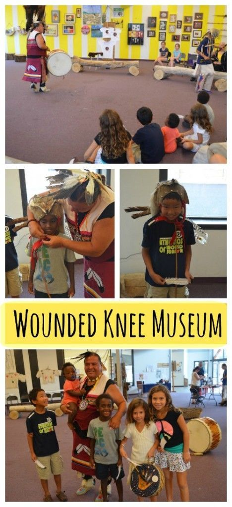Photo of Visiting the Wounded Knee Museum with Kids