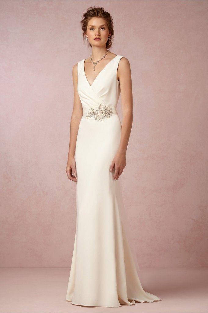 sırt dekolteli gelinlik modelleri | Vestiditos, Vestidos de novia y ...