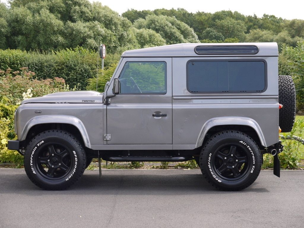 2010 Land Rover Defender 90 Xs 2 4 Twisted Land Rover Defender Land Rover Land Rover For Sale